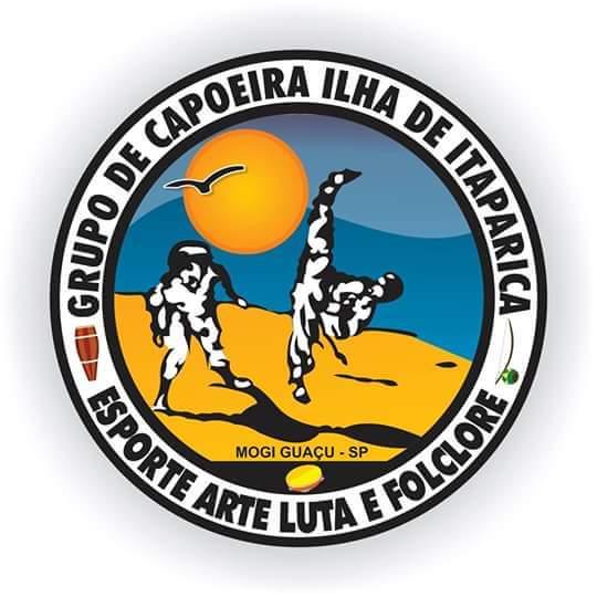 Grupo de capoeira Ilha de Itaparica - Esporte Arte Luta e Folclore